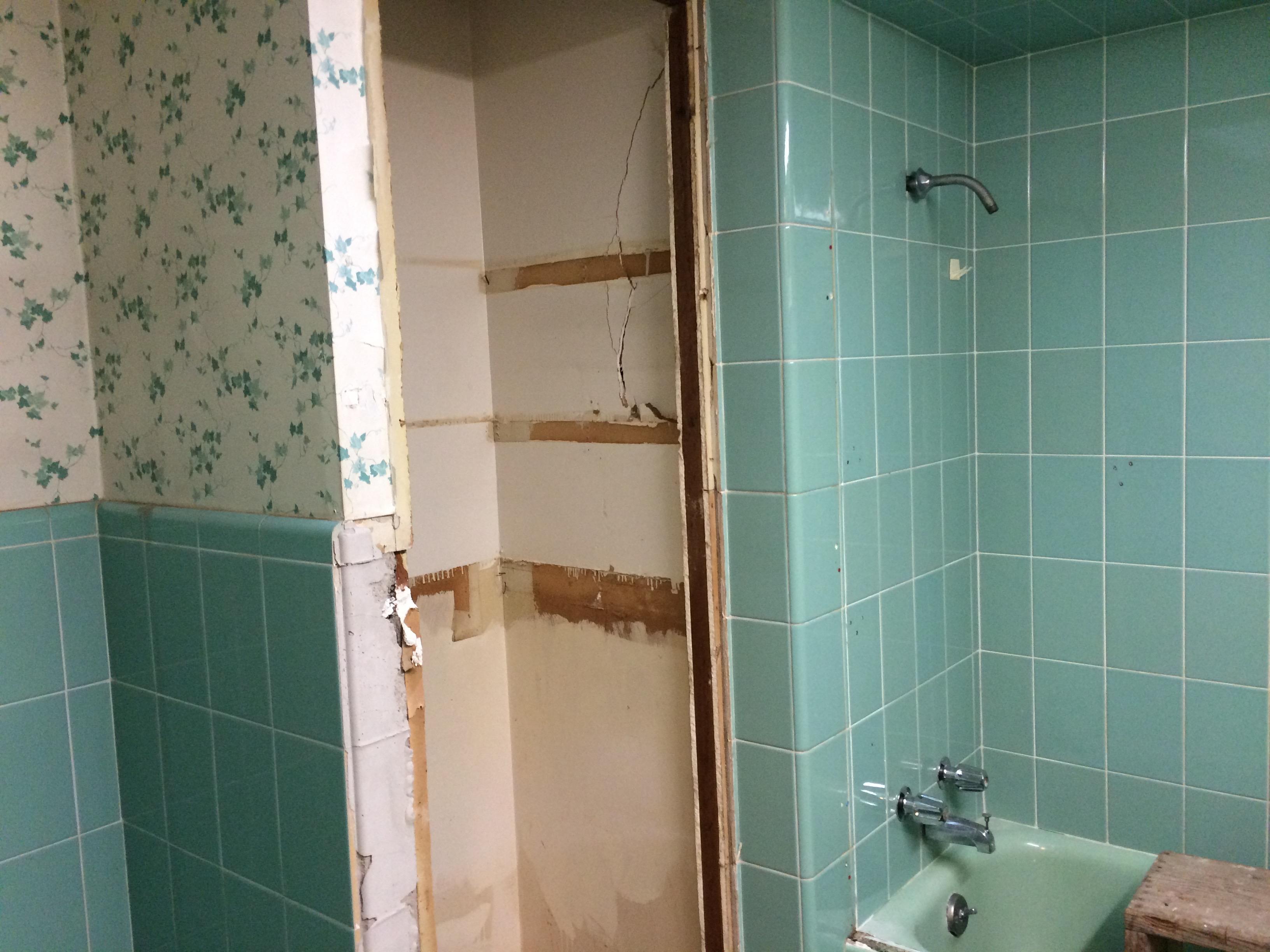 Rustic Circle master bathroom re-do: Oct \'16-Feb \'17 | Amy Martin