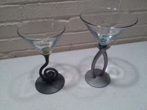 glass.metal.martini