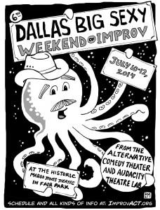 Improv Within Improv: Big Sexy Weekend of Improv – Saturday