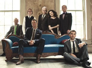 Steve Martin and the Steep Canyon Rangers with guest Edie Brickell: What They Are