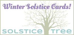 Winter  Solstice Cards!