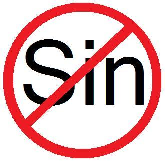 Amy at Texas Faith: Falling into sin