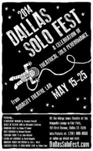 Dallas Solo Fest: A Different Woman