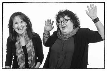 Linda Stogner and Jan Norton: Laugh Bringers
