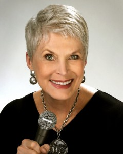 Jeanne Robertson: Over 70, all clean, still funny — even in a rocking chair