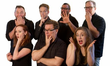 Naughty and Nice: Pegasus Theatre finds something funny for everyone with The Naughty Bits