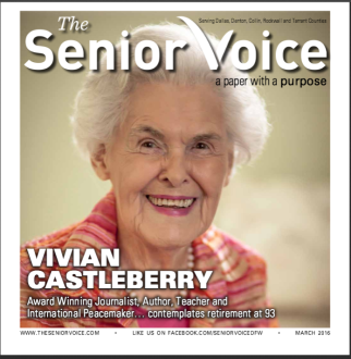 Vivian Castleberry: A pioneer in moving women and humanity forward through peace
