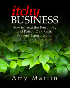 Transform your Relationship with Poison Oak & Ivy with Amy Martin's Latest Book