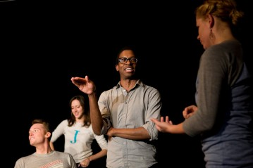 Upright, All Night: Upright Citizens Brigade review