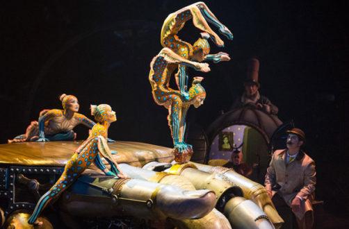 Full Steampunk Ahead: Kurios – Cabinet of Curiosities by Cirque du Soleil