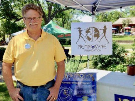 Coke Buchanan: Buoyant Memnosyne director helped revive Oak Cliff Earth Day