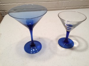 glass.blue.martini